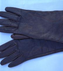 Zenske kozne rukavice