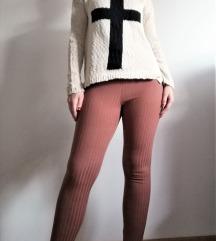 FOREVER 21- Rebraste pantalone