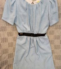 Plava haljinica S 🎁 Sniženo