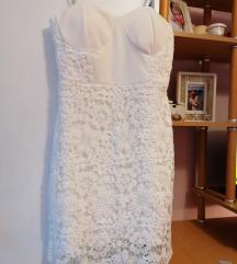 Haljina bela svecana