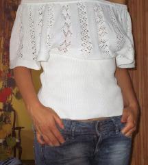 Majica off shoulder s/m
