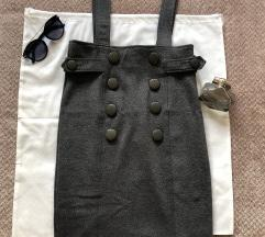 TERRANOVA moderna suknja na tregere S KAO NOVA