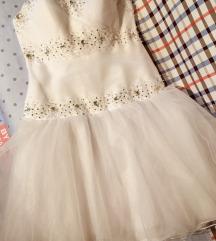 ☁️ Svetlucava haljinica od tila