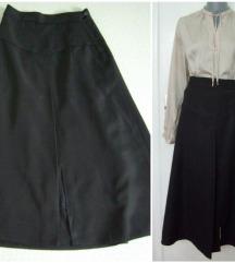 Vintage dugacka suknja visokog struka  S/XSREZZ.