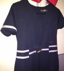 Nova ženstvena crna haljinica
