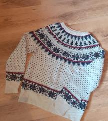 Vuneni džemper, veličina 38