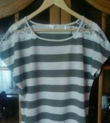 H&O majica sa vezom, L