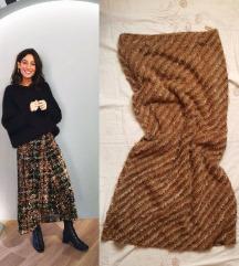 Debela zimska suknja