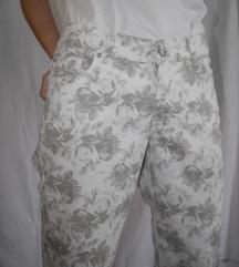 Floral Tesini pamucne pantalone *snizeno