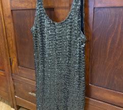 Mini sljokicava haljina
