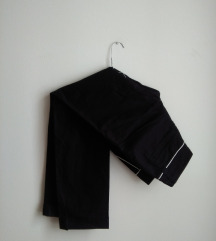 SACOOR BROTHERS crne pantalone