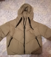 Zara puffer jakna