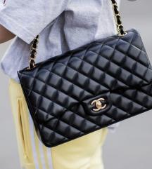 Chanel kozna torbica