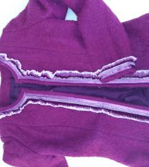 Sako jaknica ciklama 36