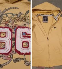 PINK VICTORIA'S SECRET dux jakna na otkopcavanje