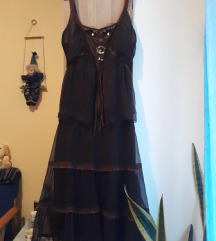 Rinascimento midi haljina, 50% svila