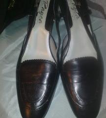 Italijanske kozne nove sandale Rayca