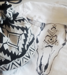 H&M boho torbica SNIZENA na 1200