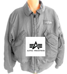 ALPHA jakna original U.S.A. vel XL