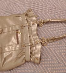 Chloe prelepa zlatna torba