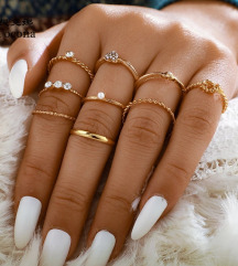 Set prstenja/ NOVO