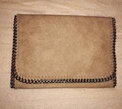 Pismo torba ukrašena lancem