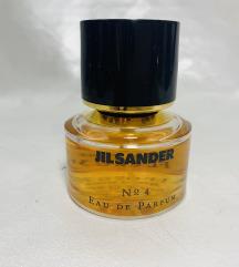 Jil Sander No 4 Jil Sander parfem