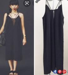 💝Nova crna slip HiM haljina 💝