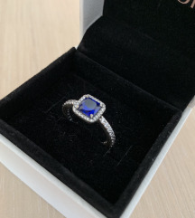 Pandora Safir prsten