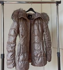 Italijanska jakna sa pravim krznom