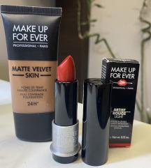 LOT Make Up For Ever set