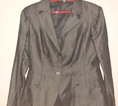 Predivan sivi sako
