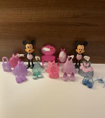 Minnie dve lutke u kompletu sa dodacima