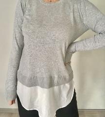 Lindex viskoza džemper