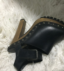 Sandale Zara koža