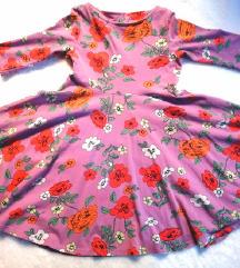 POLARN O. PYRET Sweden cvetna haljinica kao NOVA