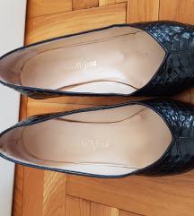 Italijanske cipele od zmijske koze