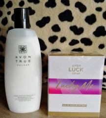 Lucky Me parfem 50ml + poklon losion NOVO