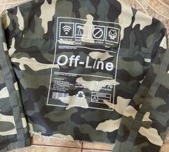 Duks-jaknica croptop
