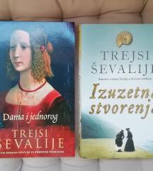 Knjige Trejsi Ševalije
