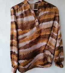 Vintage sarena bluza velicina XL/XXL akcija