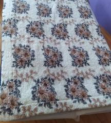 Ćebe od 100% merino vune, Nemačka, 195x135cm