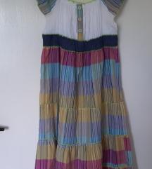 Prelepa maxi haljina sarena i lagana