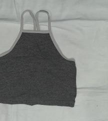 Siva sportska majica