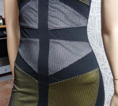 BERSHKA savrsena top haljina kao NOVA