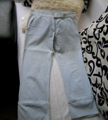 Somot crop duboke pantalone