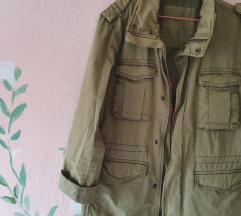 Super dry jakna military