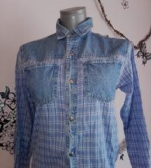 Vintage teksas košulja