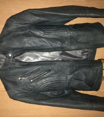 Kozna jakna s vel