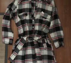 Zara košulja haljina S/M %%% 1300